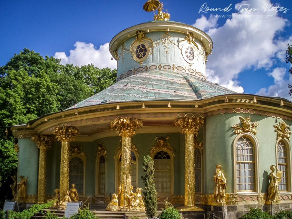 The Chinese House - Potsdam