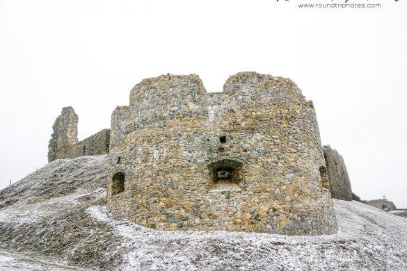 Branč Castle - Main Building