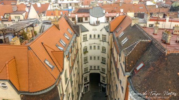 View from the Old City Hall Tower