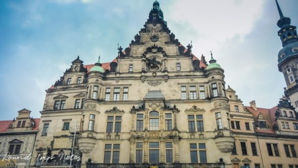 Royal Palace (or Castle of Dresden)