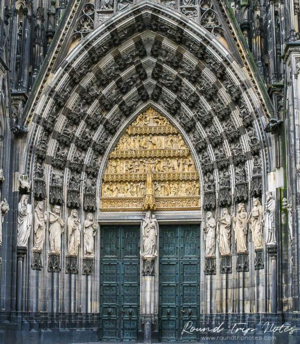 Cologne Cathedral - Main Entrance