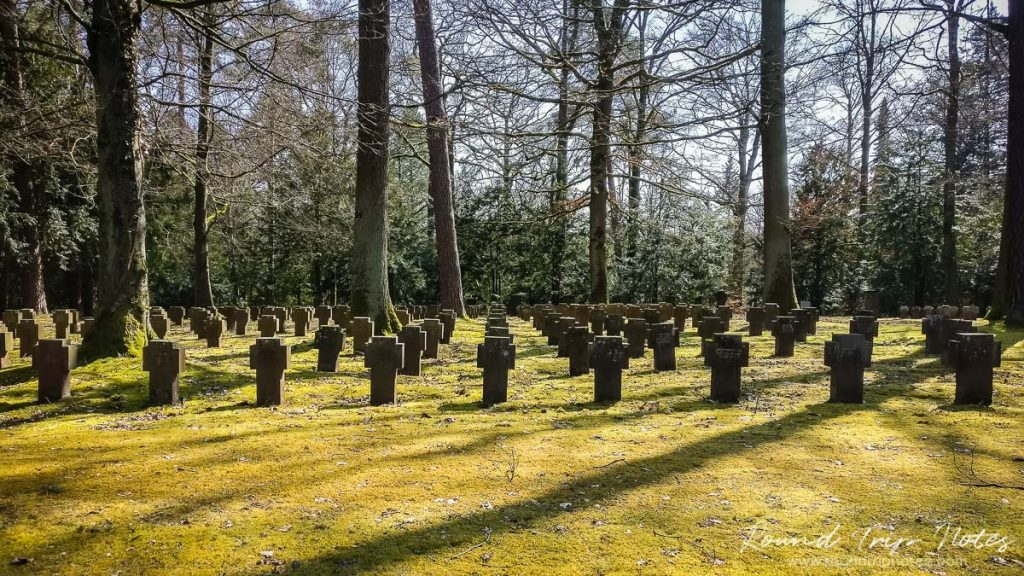Waldfriedhof - The forest cemetery
