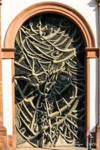 Church of Our Lady - Tracery
