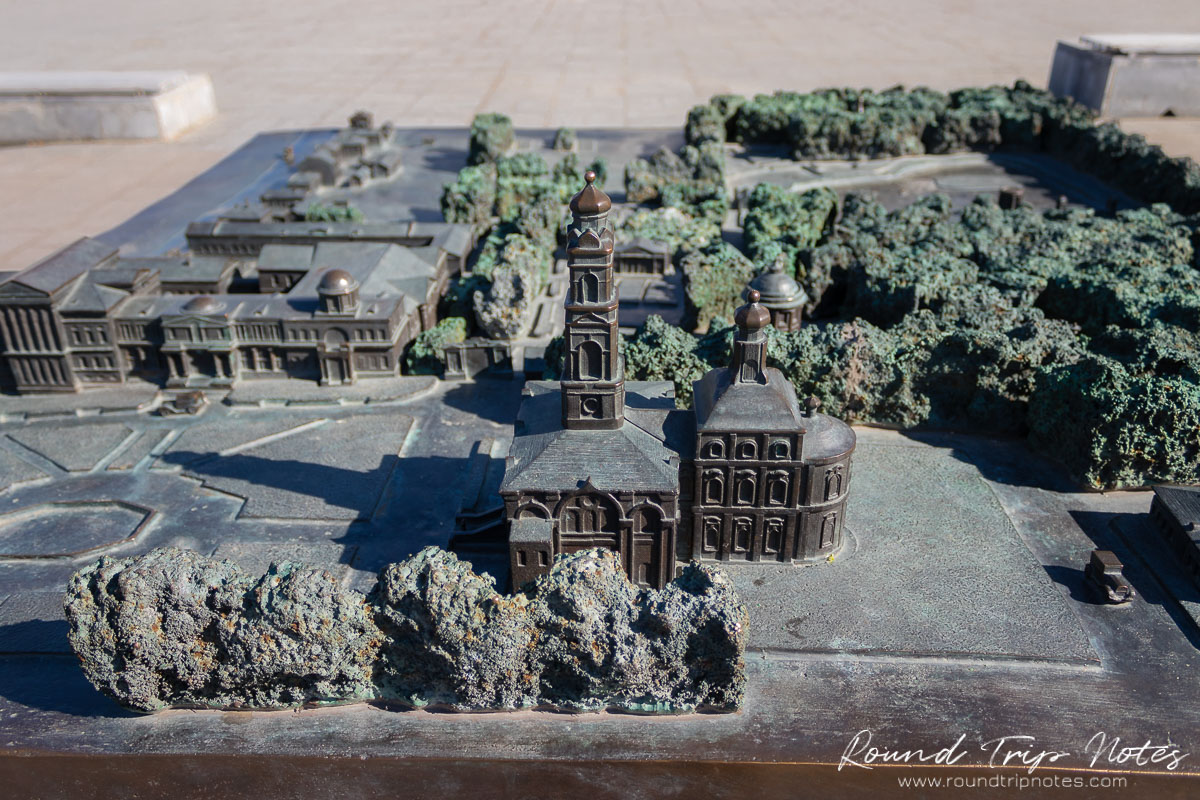 Ascension Cathedral - Miniature