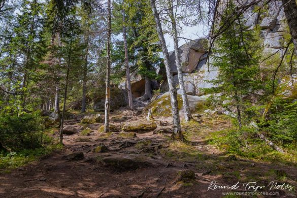 Stolby Nature Sanctuary