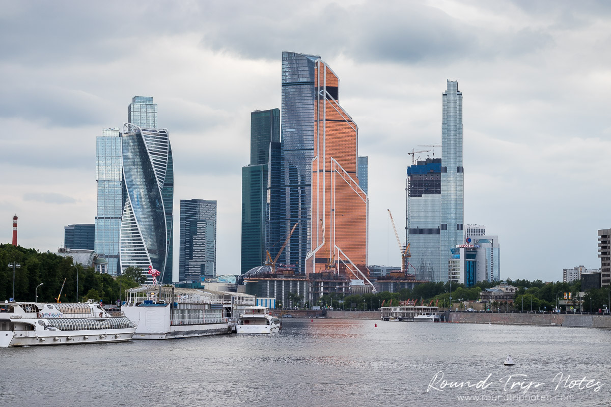 Moscow City - Moscow International Business Center