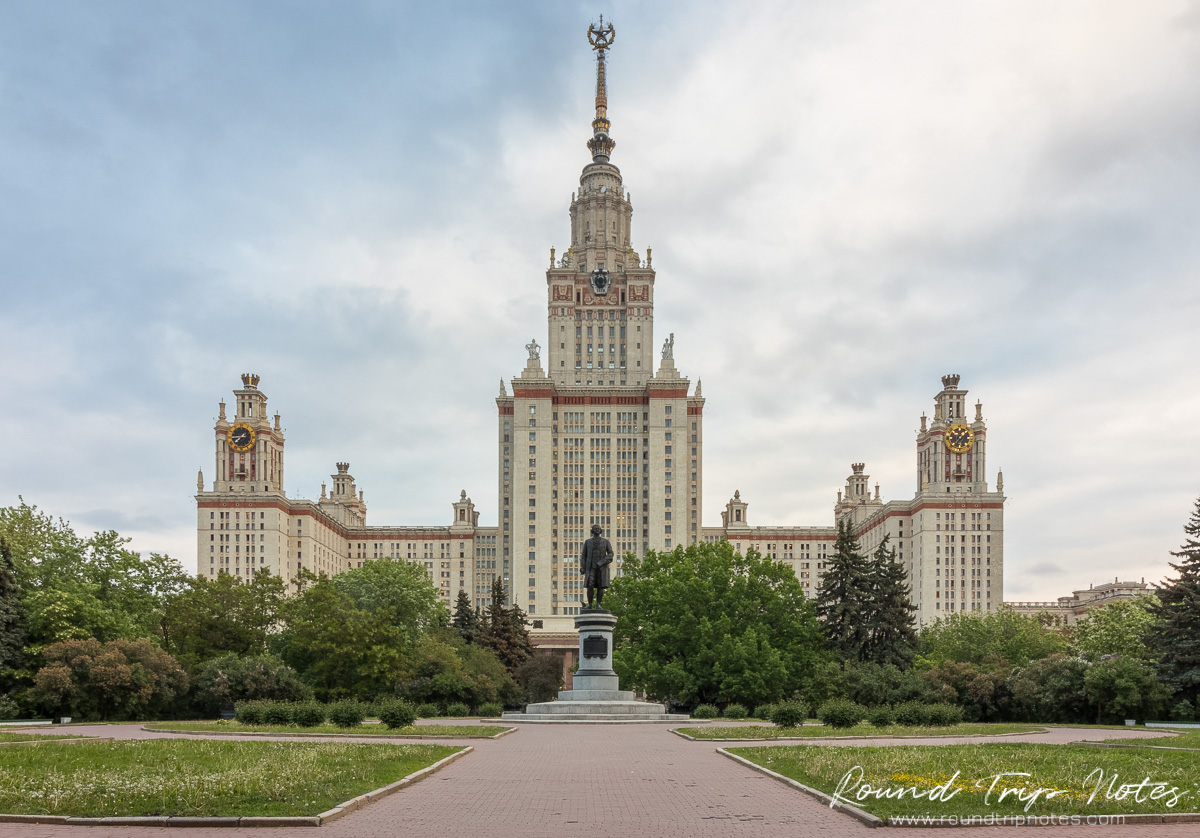 Seven Sisters - Moscow State University