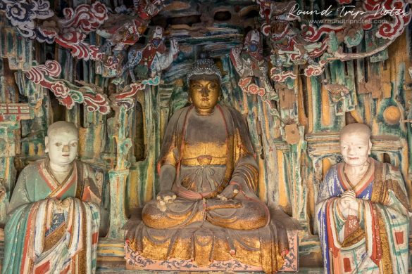 Buddhism, Taoism, and Confucianism
