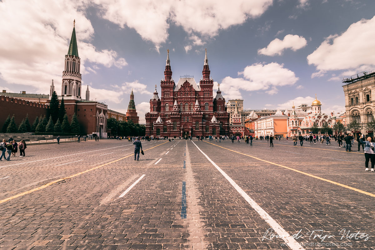 Red Square - State Historical Museum