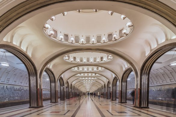 Architecture - Moscow
