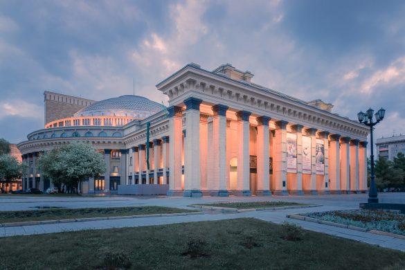 Architecture - Novosibirsk